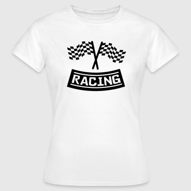 racing - Frauen T-Shirt