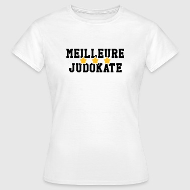 Judo / Judoka / Sport / fight / fighter - Camiseta mujer