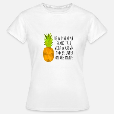 Beställ Ananas-T-shirts online  35f7e2c8042b4