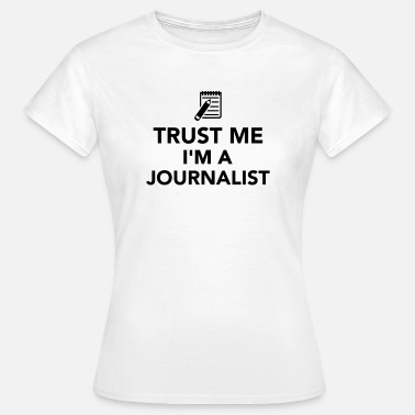 Journalist Journalist - Frauen T-Shirt