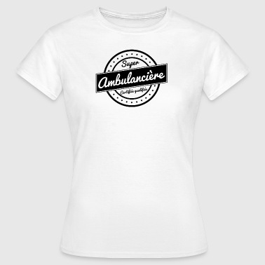 Super-Ambulanz - Frauen T-Shirt