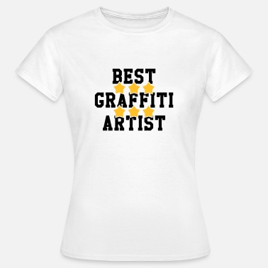 Marker Geek Graffiti / Tag / Writer / Street Art / Graff - Women's T-Shirt