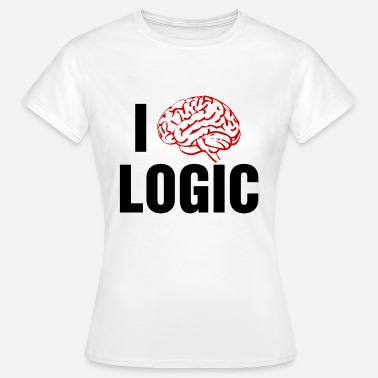 Logic logic - Women's T-Shirt