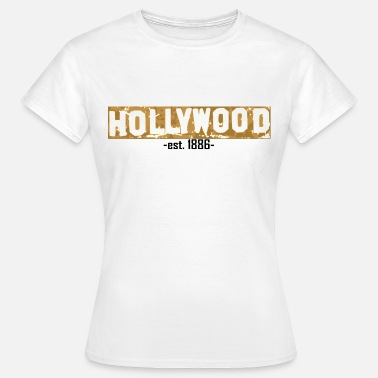 Hollywood Hollywood - Frauen T-Shirt