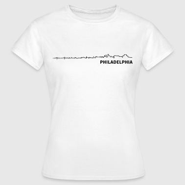 Philadelphia - Frauen T-Shirt