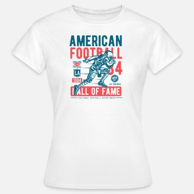 Sport American Football2 - Frauen T-Shirt