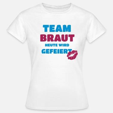 Suchbegriff   Jga Team Braut  T-Shirts online bestellen   Spreadshirt 2da3084f4c