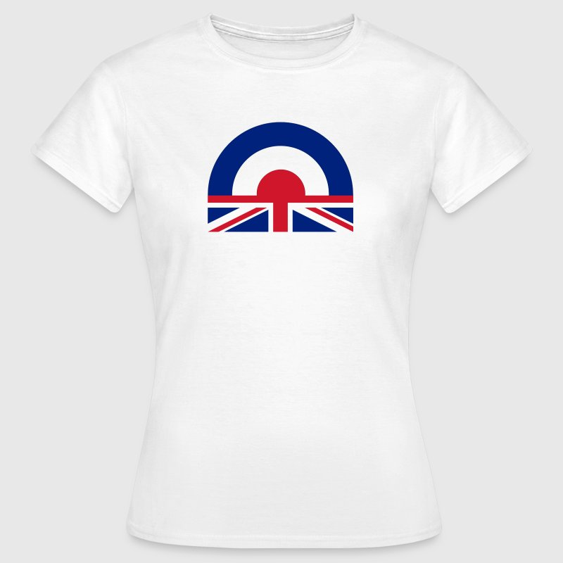 British Mod - Women's T-Shirt