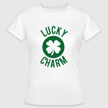 Ireland / St. Patrick's Day: Lucky Charm - Women's T-Shirt