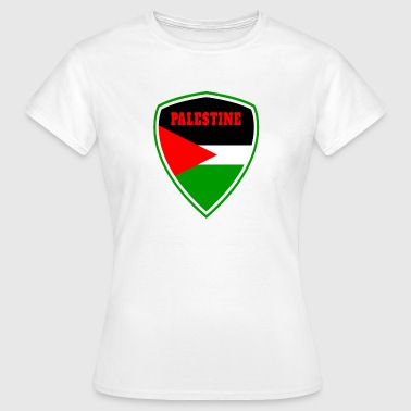 Palestine coat of arms - Women's T-Shirt