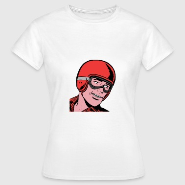 Comic Figur - Frauen T-Shirt