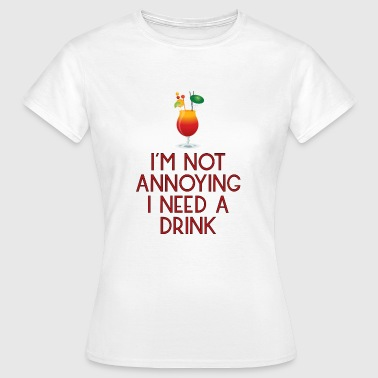 Cocktail Bar cocktails bar alcohol alcohol party celebrate drinkin - Women's T-Shirt