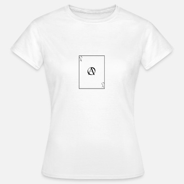 Vêtement Olympe Olympus Card Apparel logo - T-shirt Femme