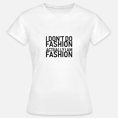 Mods Mode - Frauen T-Shirt