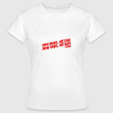Rap quote - Women's T-Shirt