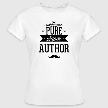 100 percent pure author - Women's T-Shirt