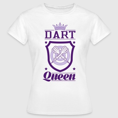 Dart Queen - Women's T-Shirt
