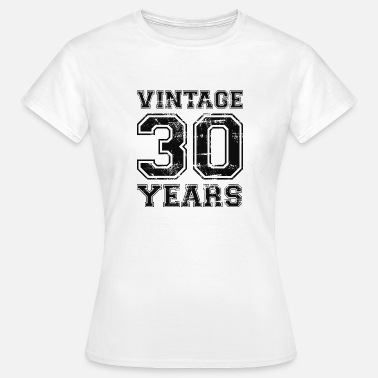 Vintage 30 Years - Women's T-Shirt