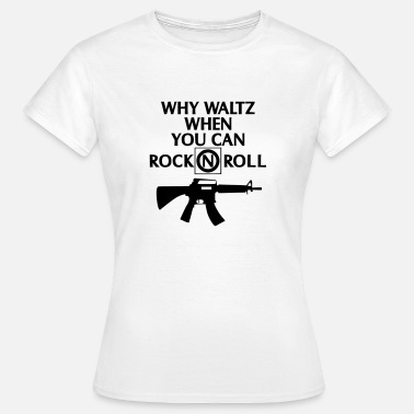 Lost Boys lost boys why waltz - Women's T-Shirt