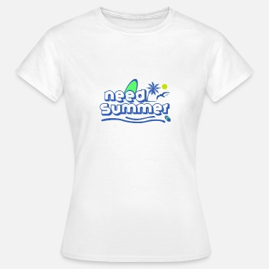 Summer Vacation Summer vacation - Women's T-Shirt
