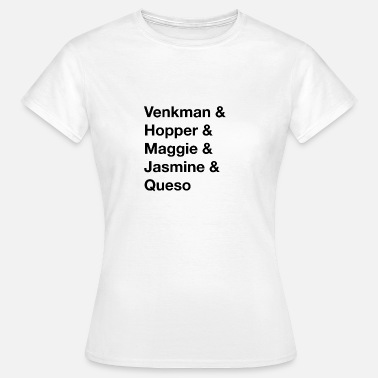 Dog Names - Women's T-Shirt