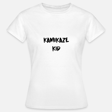Escort Kamikaze Kid children escort - Women's T-Shirt
