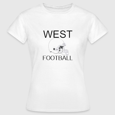 Witziges Football Football - Frauen T-Shirt