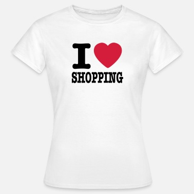 Magasin i love shopping - T-shirt dam