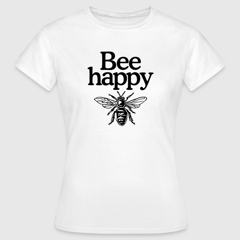 Bee happy - Women's T-Shirt