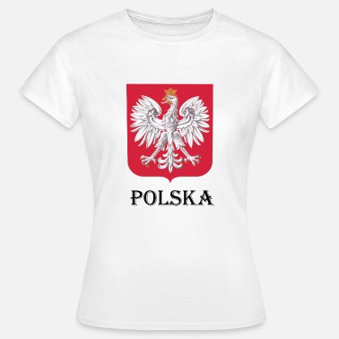 Polska Polish coat of arms - Women's T-Shirt