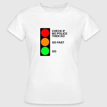 traffic - Frauen T-Shirt