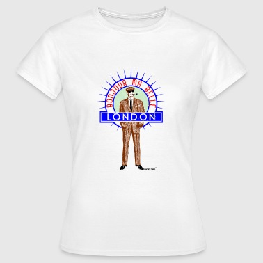 Bonjour ma belle London, Francisco Evans ™ - Frauen T-Shirt