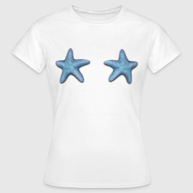 Starfish Bra - Frauen T-Shirt
