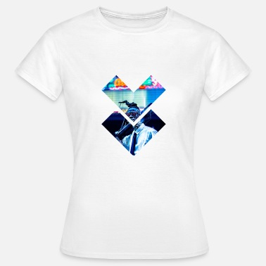 Neon Uv Cyber neon Soldier - Women's T-Shirt