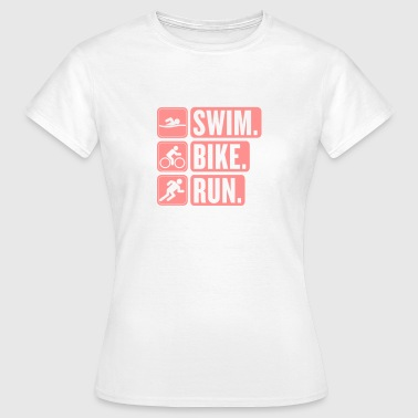 Sbr SBR Block 2 - Women's T-Shirt