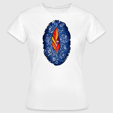 AD Feather - Women's T-Shirt