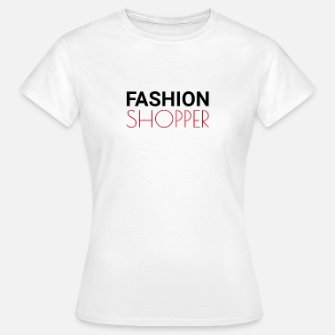 Shop Fashion Shopper - T-shirt Femme