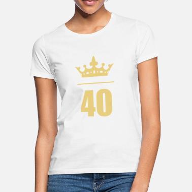 Suchbegriff 40 Birthday Age T Shirts Online Bestellen