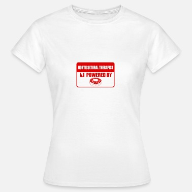 Horticulture horticultural therapist - Women's T-Shirt