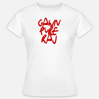 Cheesehead raj gawn - Women's T-Shirt