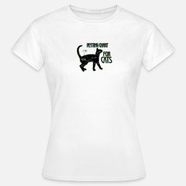 Music Chart colored cats designs chart for cats - Women's T-Shirt