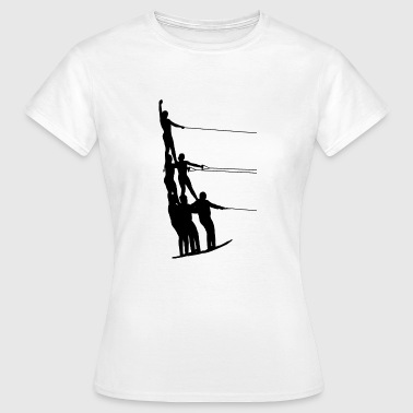 Water skiing water sports - Women's T-Shirt