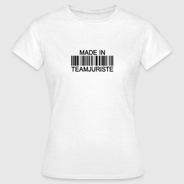 Made in - T-shirt Femme
