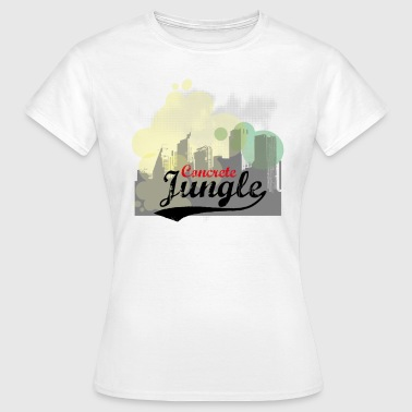 concrete jungle - Women's T-Shirt