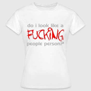 People Person - Women's T-Shirt