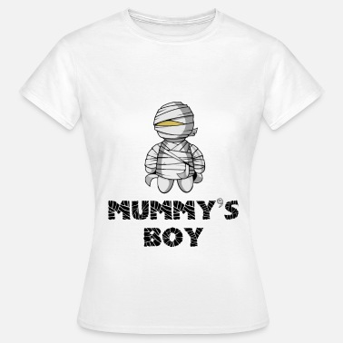 Boys Mummy mummys - Women's T-Shirt