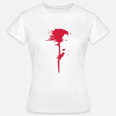 Blood Stains Blood blood stain - Women's T-Shirt