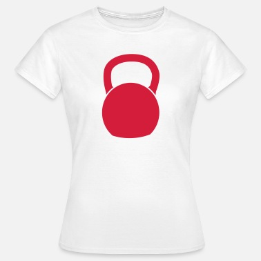 Kettlebell Training Kettlebell - Women's T-Shirt