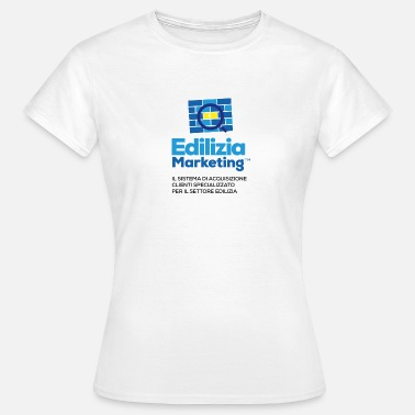 Responsable Marketing Marketing de la construction - T-shirt Femme
