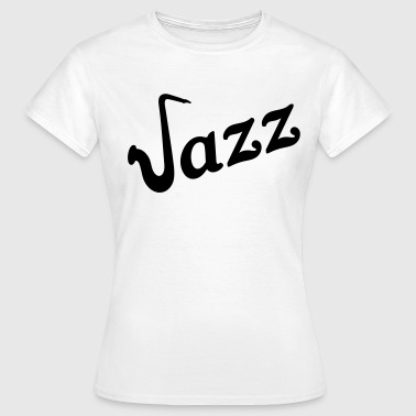 Jazz  music - Women's T-Shirt